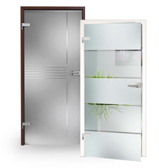 Glastüren Schiebetüren im Online Shop kaufen - Glastueren24