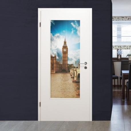 """Lichtausschnitt 1051-1 """"London"""" Verglasungen mit Digitaldruck"""