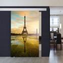 """XXL-Schiebetüre 1007-1 """"Eiffelturm"""""""