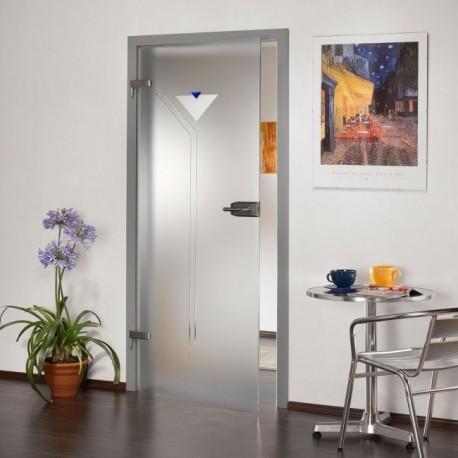 GR 855-S Design-Glastüren
