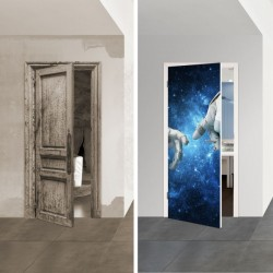 Türposter 1050-1 'Astronauten'