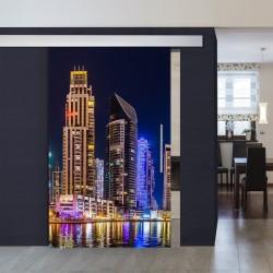 XXL-Schiebetüre 1006-1 'Dubai'