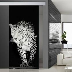 Glasschiebetür SLD 006 SW 'Jaguar'