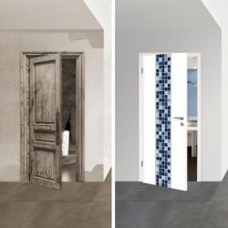 Türposter 1060-1 'Kacheln'