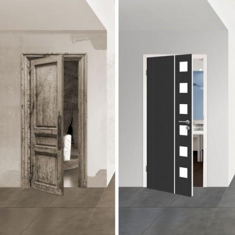Türposter 1059-1 'Filmstreifen' selbstklebende Türfolien