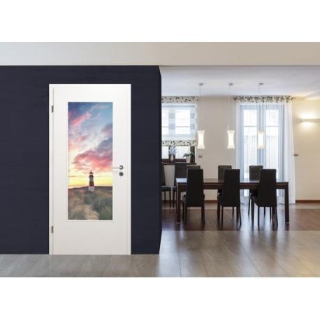 """Lichtausschnitt 1065-1 """"Leuchtturm"""" Verglasungen mit Digitaldruck"""