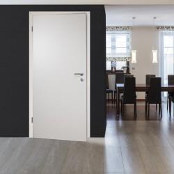 Schallschutz Holztür Weiß