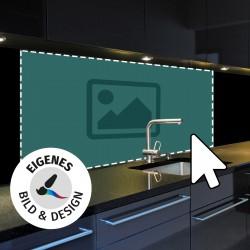 Küchenrückwand mit eigenen Design