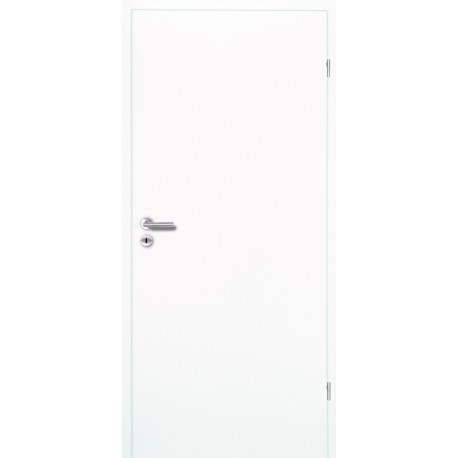Weiss 9010 Lebolit-CPL Innentür-RR - Lebo Lebo Holztüren