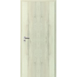 Lebolit Premium Eiche Nordic glatt CPL-Holz-Innentür-RR - Lebo