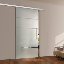 SlimLine45 Glasschiebetür 816 Komplettset - Sparpaket