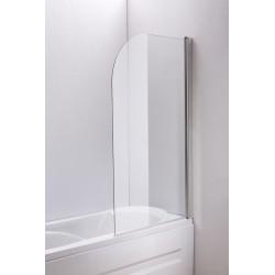 Badewannenaufsatz / Duschtrennwand / Badewannenabtrennung - BA-HL-SE14