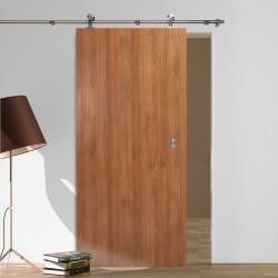 Holzschiebetürblatt Dekor Maple Wood mit V1000-H