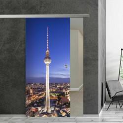 SlimLine45 Glasschiebetür 1054-1-Berlin