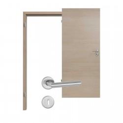 Innentür-Set Pinie Cross 1 Portalit Zimmertür mit Zarge und Drücker Westag & Getalit